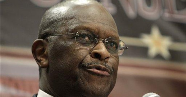 Herman Cain: Bachmann's migraines are a non-issue