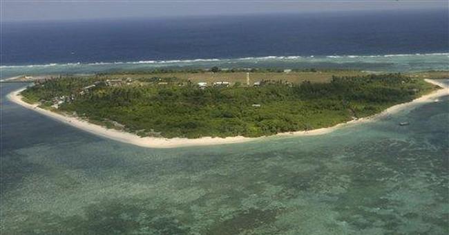 Spratly islanders fight boredom, not China worries