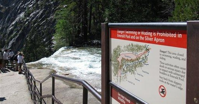 Yosemite deaths a reminder of rivers' risks