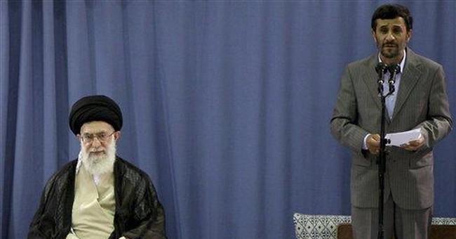 AP Exclusive: Iran prez said pushing for nukes
