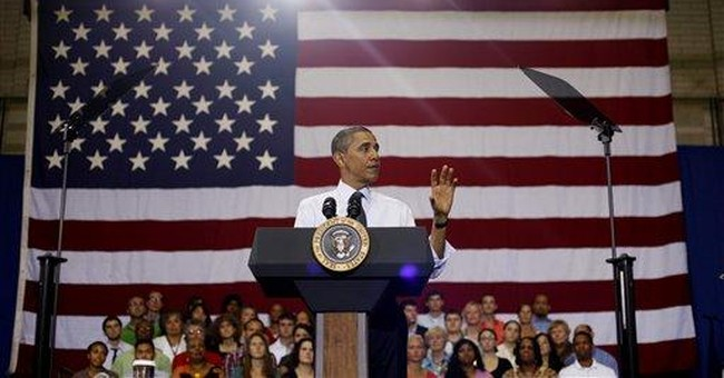 Obama makes debt case at town hall Friday