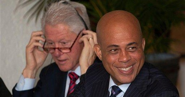 Haitian leader wants changes in recovery panel