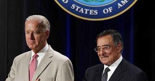 Panetta says US must keep up pressure on al-Qaida