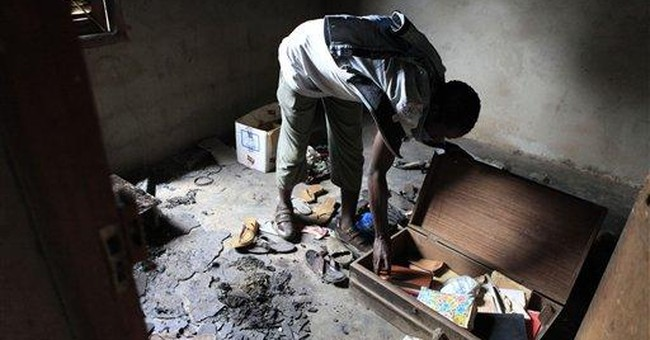 War over but massacres continue in Ivory Coast