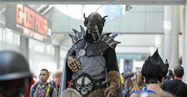 'Grimm' premiere episode unfolds at Comic-Con
