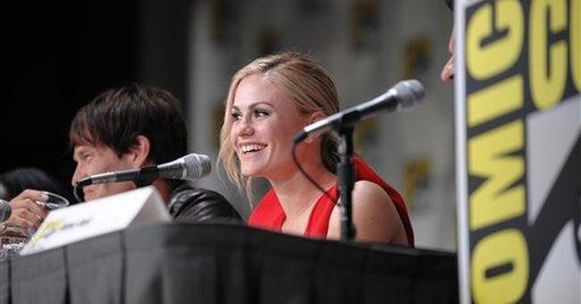 'True Blood' cast and crew talk sex at Comic-Con
