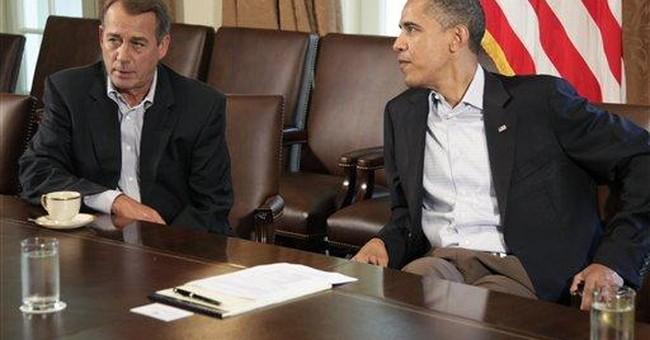 Obama: Short-term debt increase would hurt US