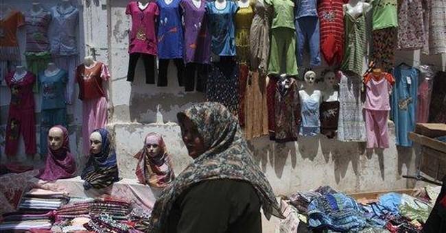 Amid war, life goes on in Libyan capital