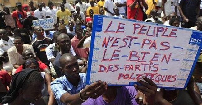 Senegalese opposition says president must go