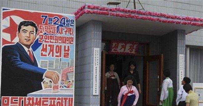 North Korea holds local elections amid succession