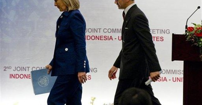 Clinton: Indonesia can be democratic role model