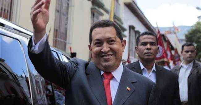 Chavez set on 2012 re-election bid despite cancer
