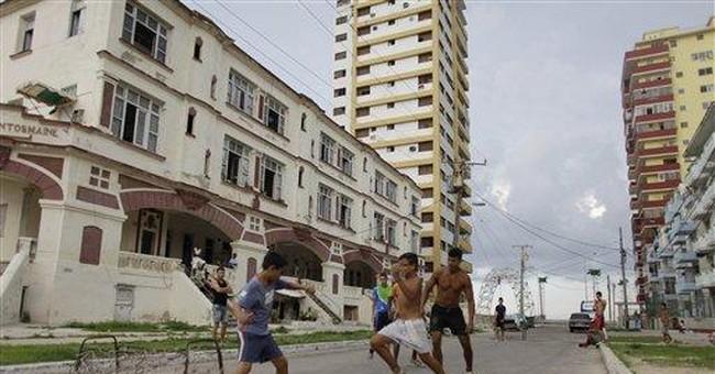 A Cuban housing market? Gov't is lifting a taboo