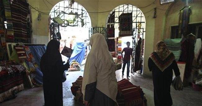 UN: Libyan areas under Gadhafi rule face shortages