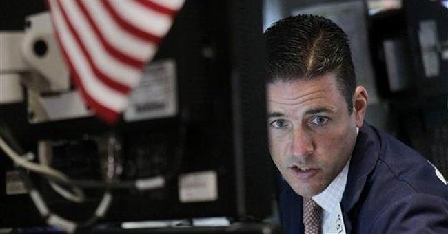White House veto threat on debt sends stocks lower