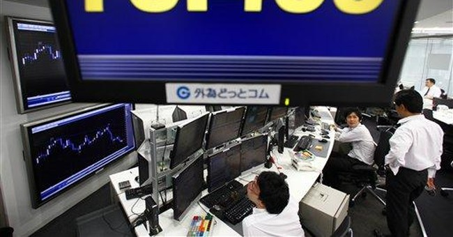 World stocks fall as US debt deadlock continues