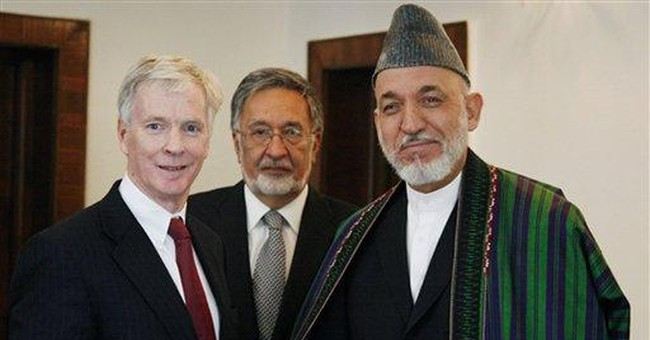 New US envoy tries to allay Afghan fear on pullout