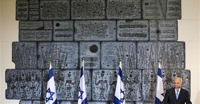 Israeli president says Syrian leader Assad must go