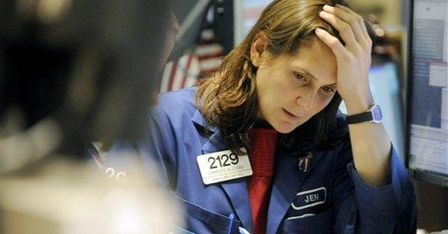 Stocks weighed down by US debt fears
