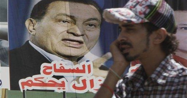 Doctor says Mubarak has refused to eat for 4 days