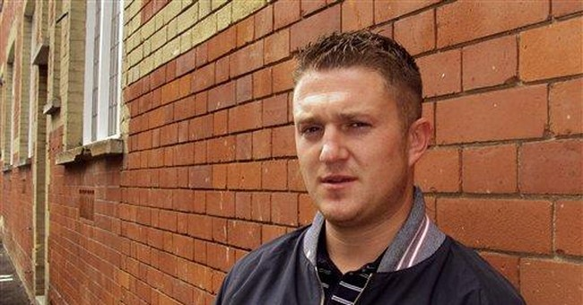 APNewsBreak: Fringe leader speaks of growing anger