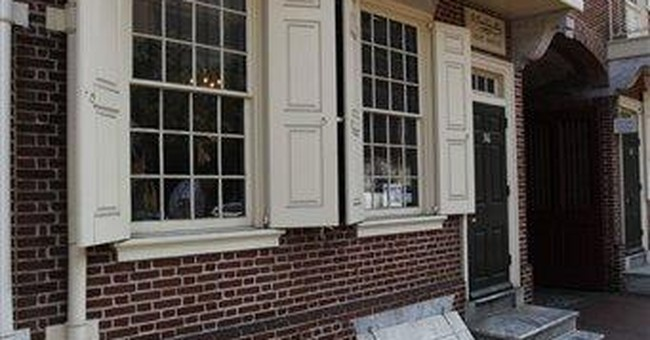 Post office in Ben Franklin's house may close