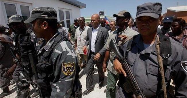 Anger in Haiti as new leader stumbles in politics