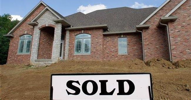 Spring buying gives housing market temporary lift