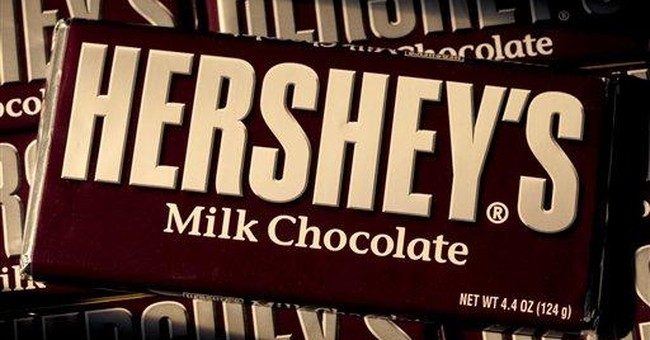 Hershey 2Q profit rises, as do its expectations