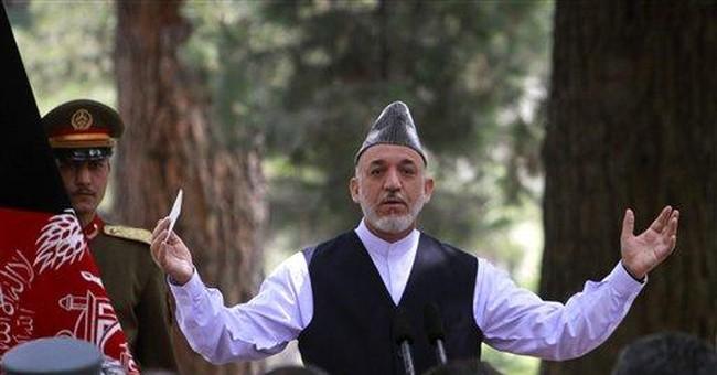 Afghan leader: security forces must meet challenge