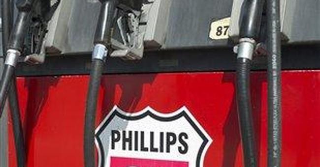 ConocoPhillips 2Q profit drops but tops estimates