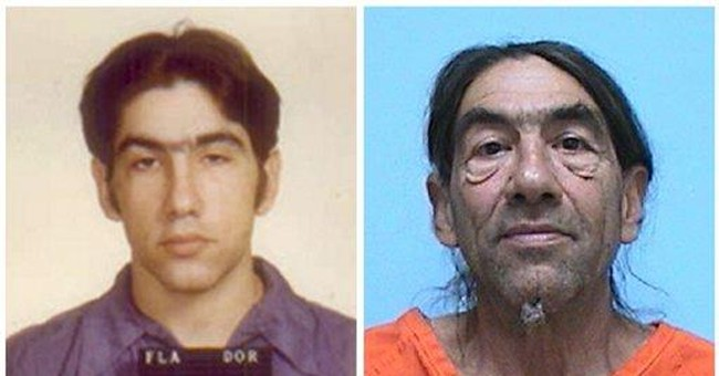 Florida fugitive caught in Colorado after 32 years