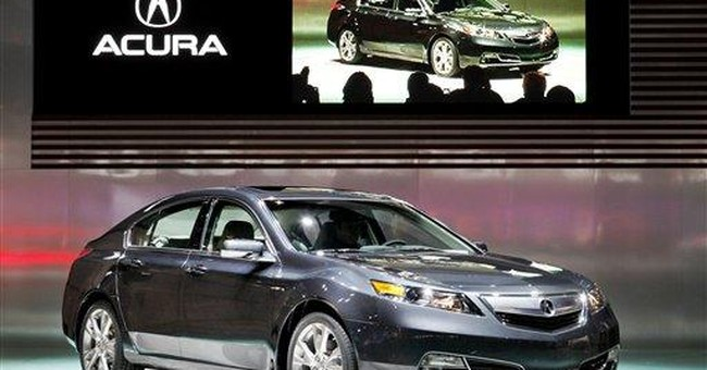Acura's top car gets better