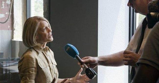 Okla. City bomb survivor offers strength to Norway