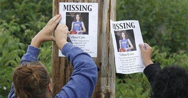 FBI offers $25K reward in case of missing NH girl