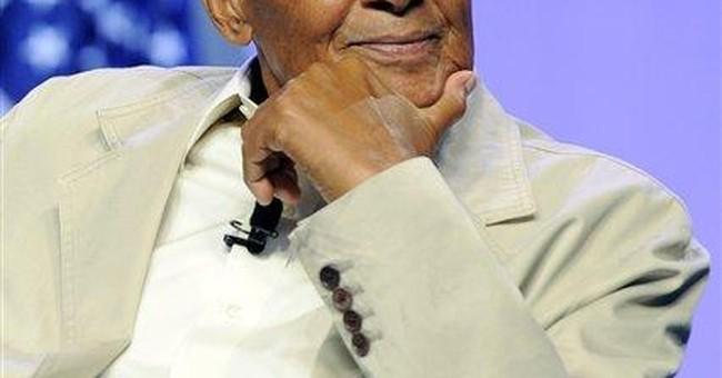 Belafonte says Obama lacks moral courage, vision
