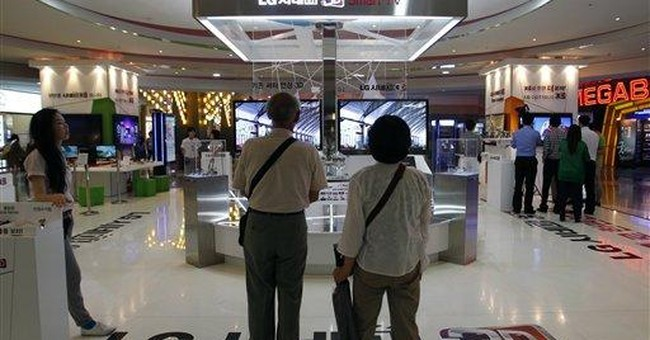 LG Electronics 2Q net profit plunges, sales fall