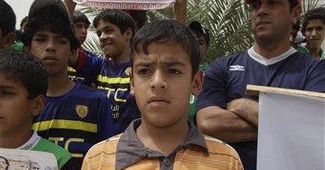Iraq athletes demand Bahrain release held player