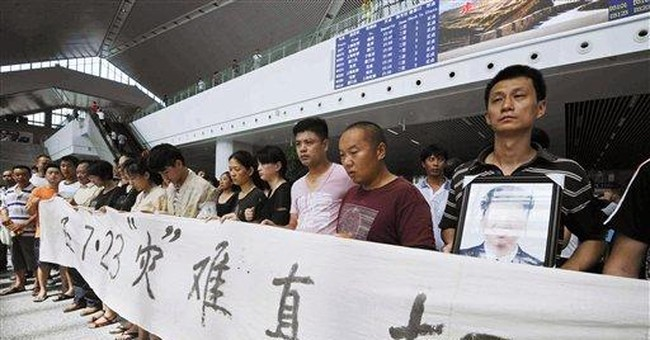 China premier orders probe into deadly train crash