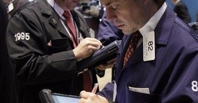 Stocks fall as lawmakers remain at odds over debt
