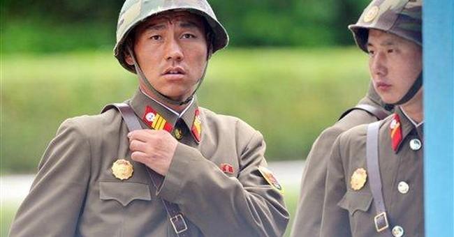 North Korea demands peace treaty with US