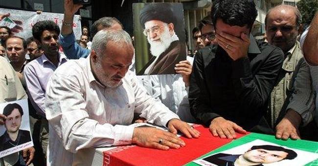 AP Exclusive: Shot Iranian said to be nuke expert