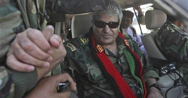 Death of military chief weakens Libyan rebels