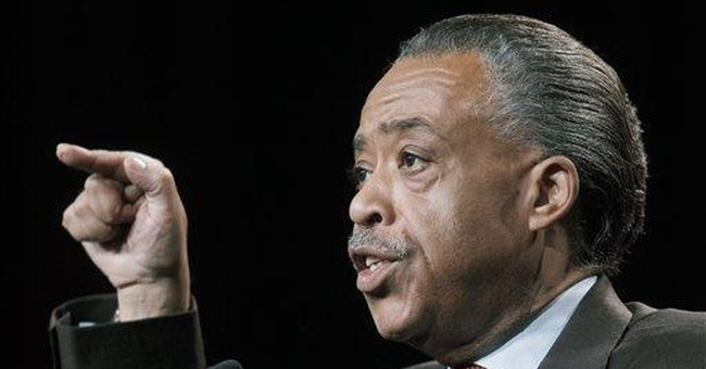 Sharpton: Debt fight about 'your mama,' not Obama