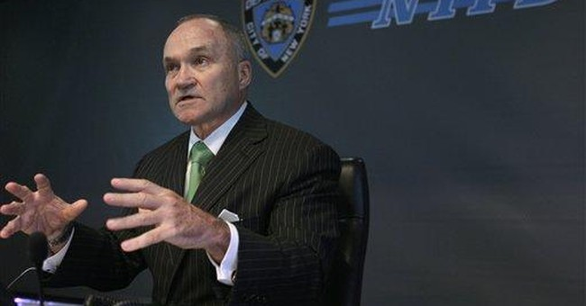 NYPD pioneers new dirty bomb detection system