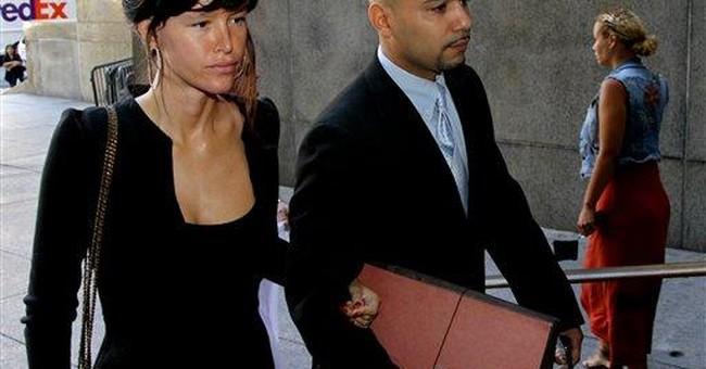 Actress de la Huerta pleads guilty in NY bar scrap