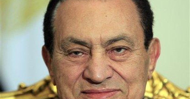 Egypt lays plans for venue of Mubarak trial