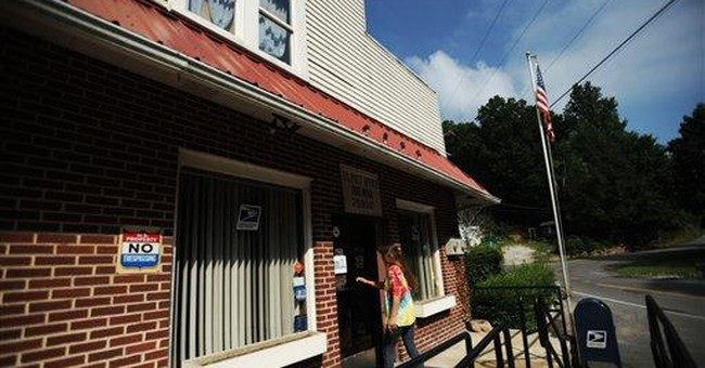 Rural America worried about post office closings