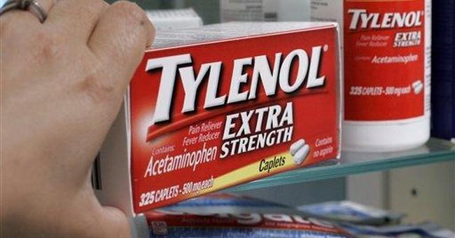 J&J cuts maximum Tylenol dose to prevent overdoses