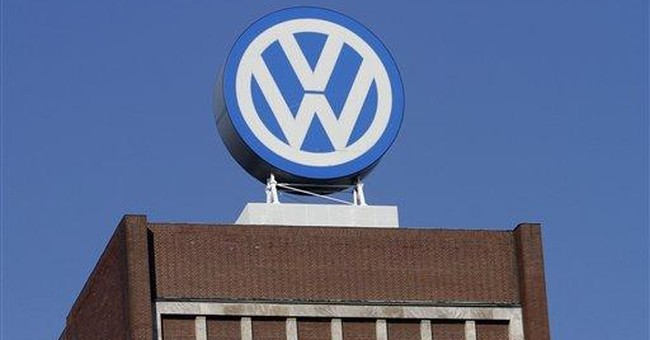 VW reports $6.9B profit, gives cautious outlook